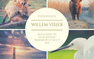 Fotoexpositie Willem Visser